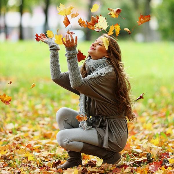 Фотосъемка осенью