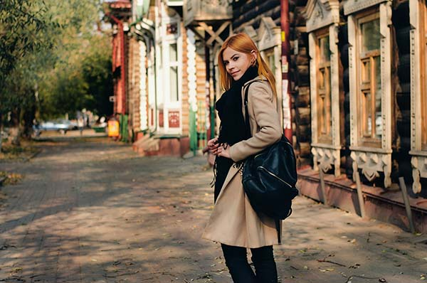 фотосессии на улице город