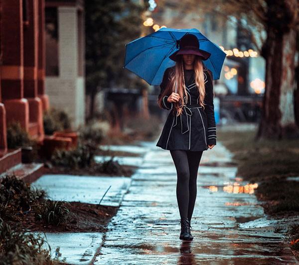 23 интересных идей для фотосессии на улице осенью с фото примерами
