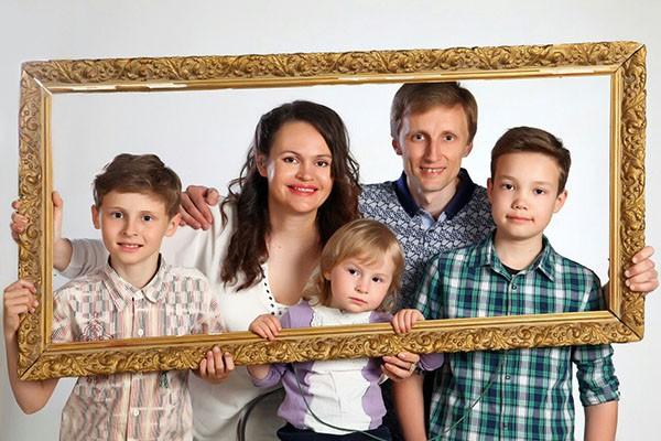 Домашняя фотосессия с ребенком идеи